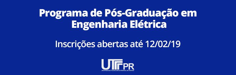 Pós Graduação em Engenharia Elétrica