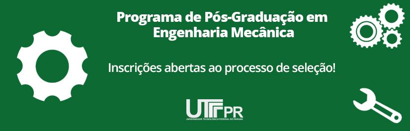 Pós Graduação Engenharia Mecânica