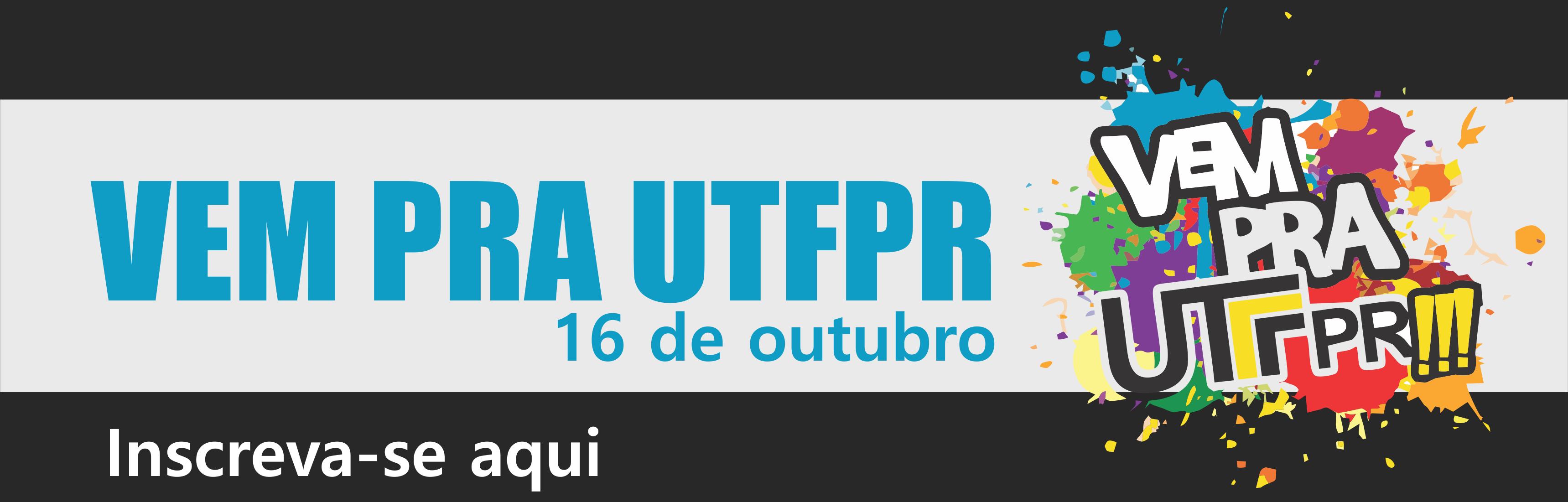 Vem pra UTFPR