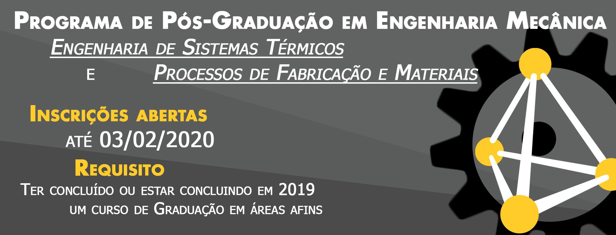 PPGEM 2019/2020