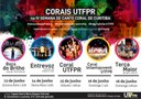 Corais UTFPR na IV Semana de Canto Coral de Curitiba