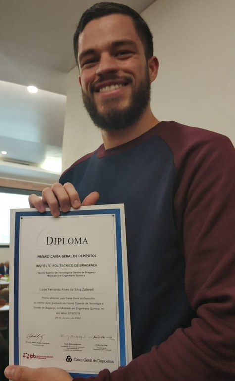 Lucas - Prêmio do IPB