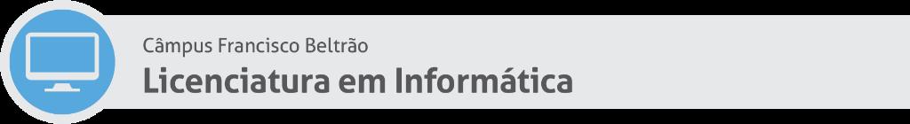 Licenciatura em Informática