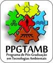 Logo do programa de Pós-Graduação em Tecnologias Ambientais