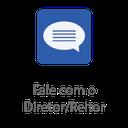 Fale com o Diretor ou Reitor