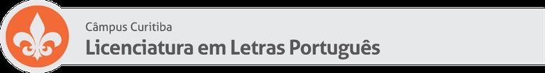 Licenciatura em Letras Português CT