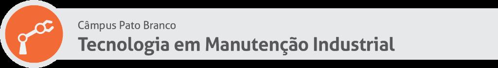 Tecnologia em Manutenção Industrial PB