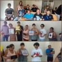 Alunos da UTFPR realizam visita ao Instituto do Cego de Apucarana