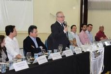 Discurso do Secretário de Educação Superior,  professor Paulo Barone