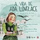 Pré-lançamento de livro infantil Ada Lovelace celebra parceria