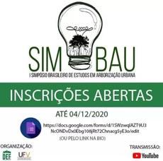 Simpósio de Estudos em Arborização Urbana (SIMBAU)
