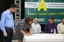 Assinatura do Termo