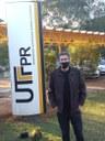 Professor Hernan Vielmo - Novo Diretor do Campus Francisco Beltrão