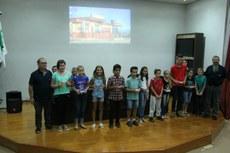 Alunos das Escolas do Campo premiados com voos panorâmicos.