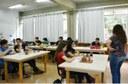 Sala de aula em Pato Branco