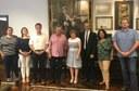 Reunião entre representantes da UTFPR e UFPR