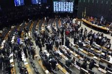 Plenário da Câmara dos Deputados (Foto: Divulgação)