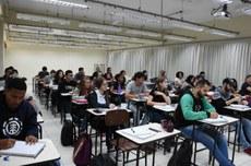Sala de aula de um dos câmpus da UTFPR