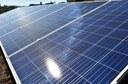 Paineis fotovoltaicos no Câmpus Pato Branco (Foto: Decom)