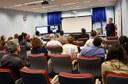 Reunião de trabalho do Programa Ciência Cidadã na Escola (Foto: Decom)