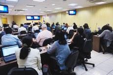 Os membros do Conselho Universitário discutiram cinco processos nesta sexta-feira (06)