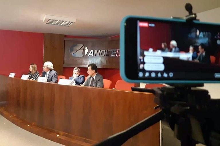 Plenária da Andifes (Foto: Ascom/Andifes)