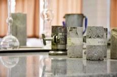 Pesquisador cria uma nova argamassa produzida a partir de resíduos de vidro