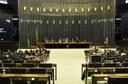 Plenário da Câmara dos Deputados durante sessão solene em homenagem à UTFPR (Foto: Decom)
