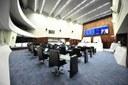 Plenário da Assembleia Legislativa do Paraná (Foto: Divulgação)