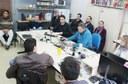 Reunião dos pesquisadores do projeto | Foto: Ascom-PG