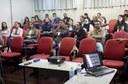 Encontro para discussão do novo Projeto Pedagógico Institucional (Foto: Divulgação)