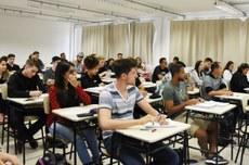 Sala de aula no Câmpus Francisco Beltrão   Foto: Decom
