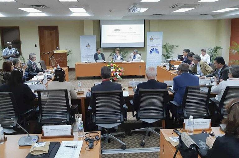 Conselho executivo da Udual 2020 (Foto: Divulgação)