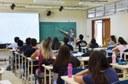 Sala de aula de Câmpus Apucarana