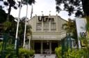 Sede da Reitoria da UTFPR, em Curitiba (Imagem: Decom)