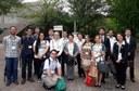 Chegada à Universidade de Shinshu   Foto: Felipe Kamimura