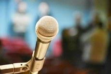 Microfone   Foto: Decom