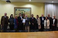 Assinado termo de entendimento para o 31º Congresso Brasileiro de Engenharia Sanitária e Ambiental (Foto: Decom)