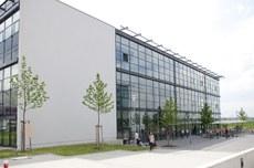 Fachada da universidade alemã (Foto: divulgação)