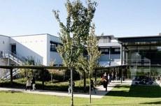 Fachada da Universidades de Tecnologia de Compiègne (UTC) | Foto: divulgação
