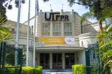 Fachada do Câmpus Curitiba da UTFPR