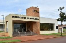 Incubadora de Inovações do Campus Medianeira (Foto: Decom)