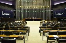 Plenário da Câmara dos Deputados (Foto: Decom)