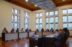 Plenária dos reitores das IFES da região Sul (Foto: Secom/UFRGS)