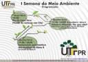 Do dia 11 ao dia 15, atividades da semana do meio ambiente acontecem no Câmpus Guarapuava