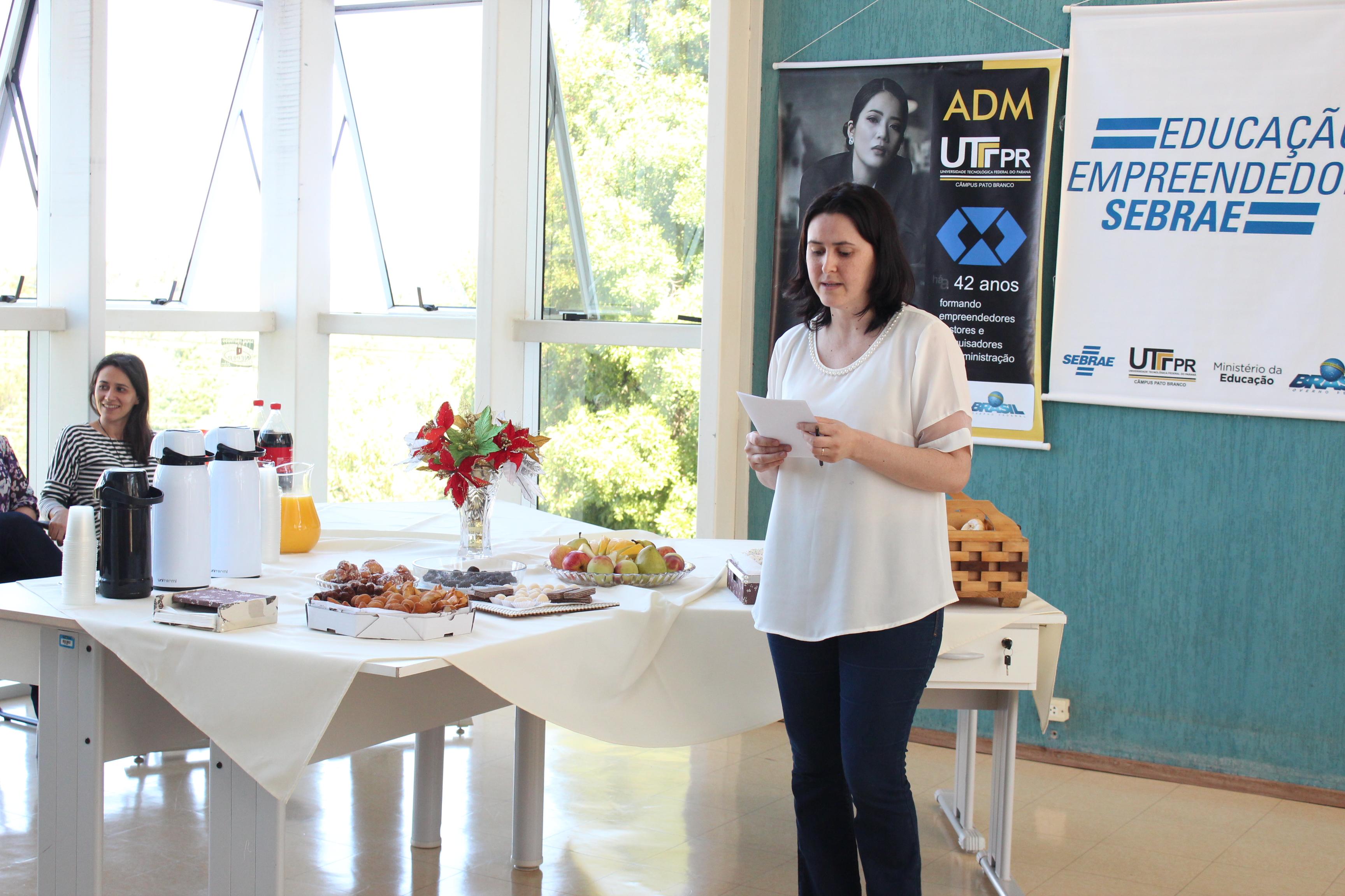UTFPR Câmpus Pato Branco inaugura Centro de Empreendedorismo em parceria com o SEBRAE