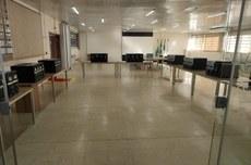 Computadores recompostos pelo Projeto UTFPRecicla, doados para as Instituições de Ensino Estaduais e Municipais de Pato Branco