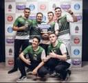 Patos vencem 1ª edição do BCL de CS: GO