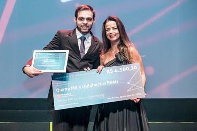 Foto Premiação