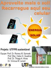 Divulgação Projeto Energia Solar